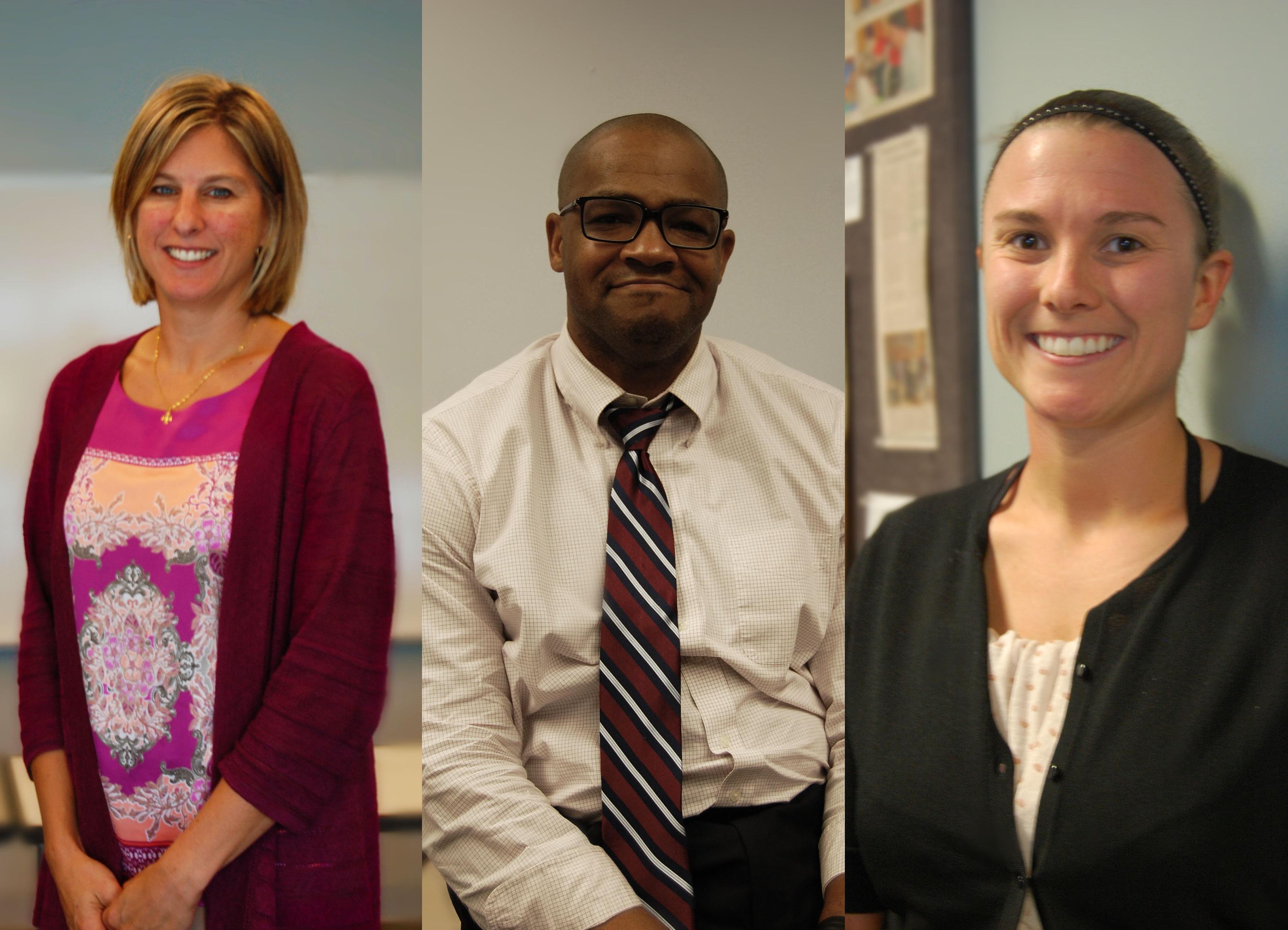 Upper School Welcomes Four New Teachers