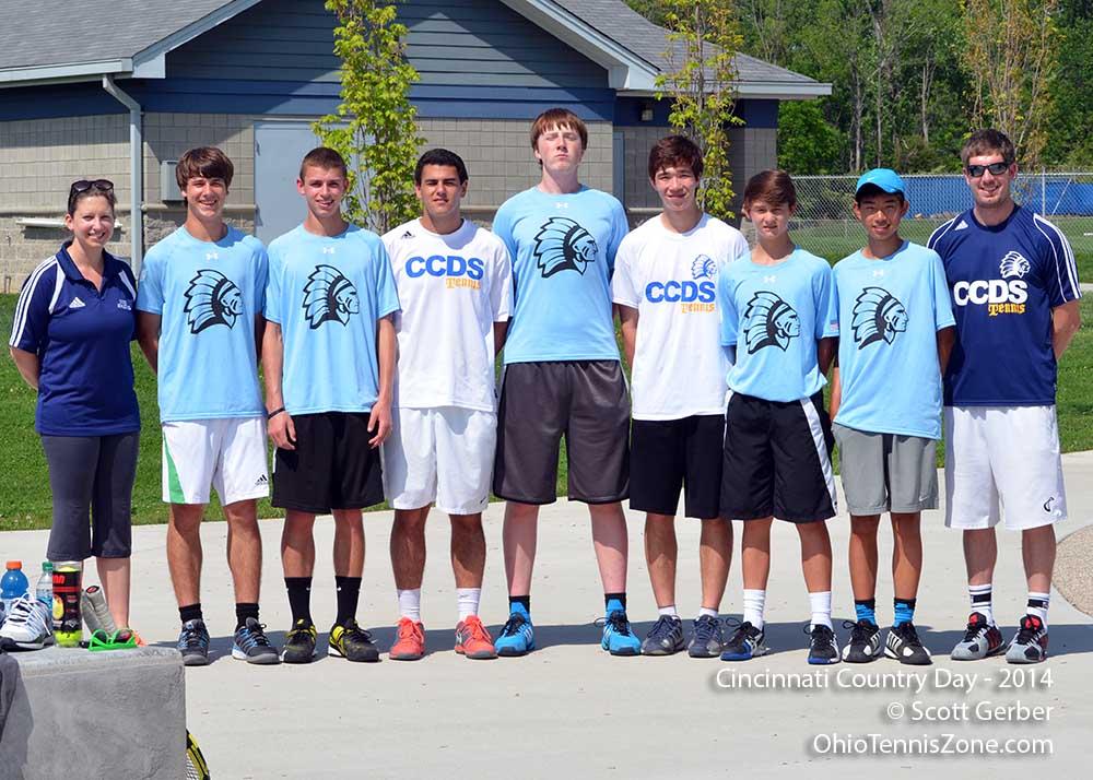Boys' Tennis Team Season Recap