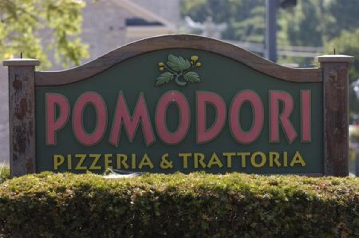 The Next Best Pizzeria: Pomodori's