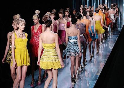 Fashion Week Frenzy