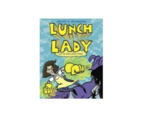Lunch Lady and the School-wide Scuffle: A Review