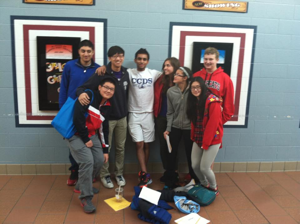 Country Day Mathletes Find Success in Rose-Hulman Competition