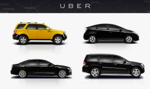 Uber Taxis: Even in Cincinnati the Wait Times are Short and the Rides Generally Smooth