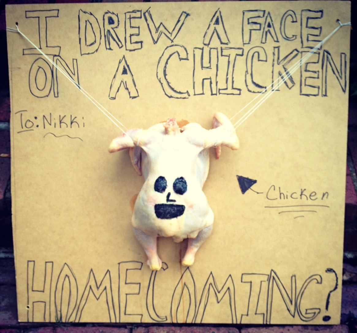 How to Ask a Girl to Homecoming
