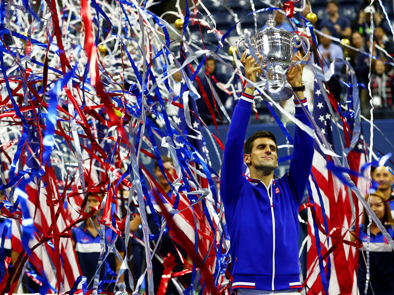 Djokovic Wins His Third Major of Year