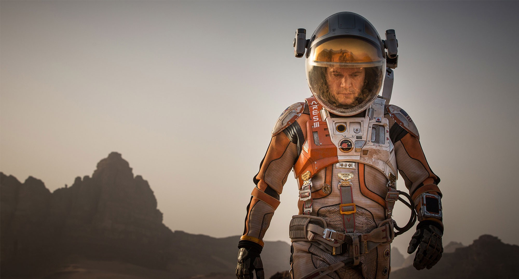 "Review of ""The Martian"""