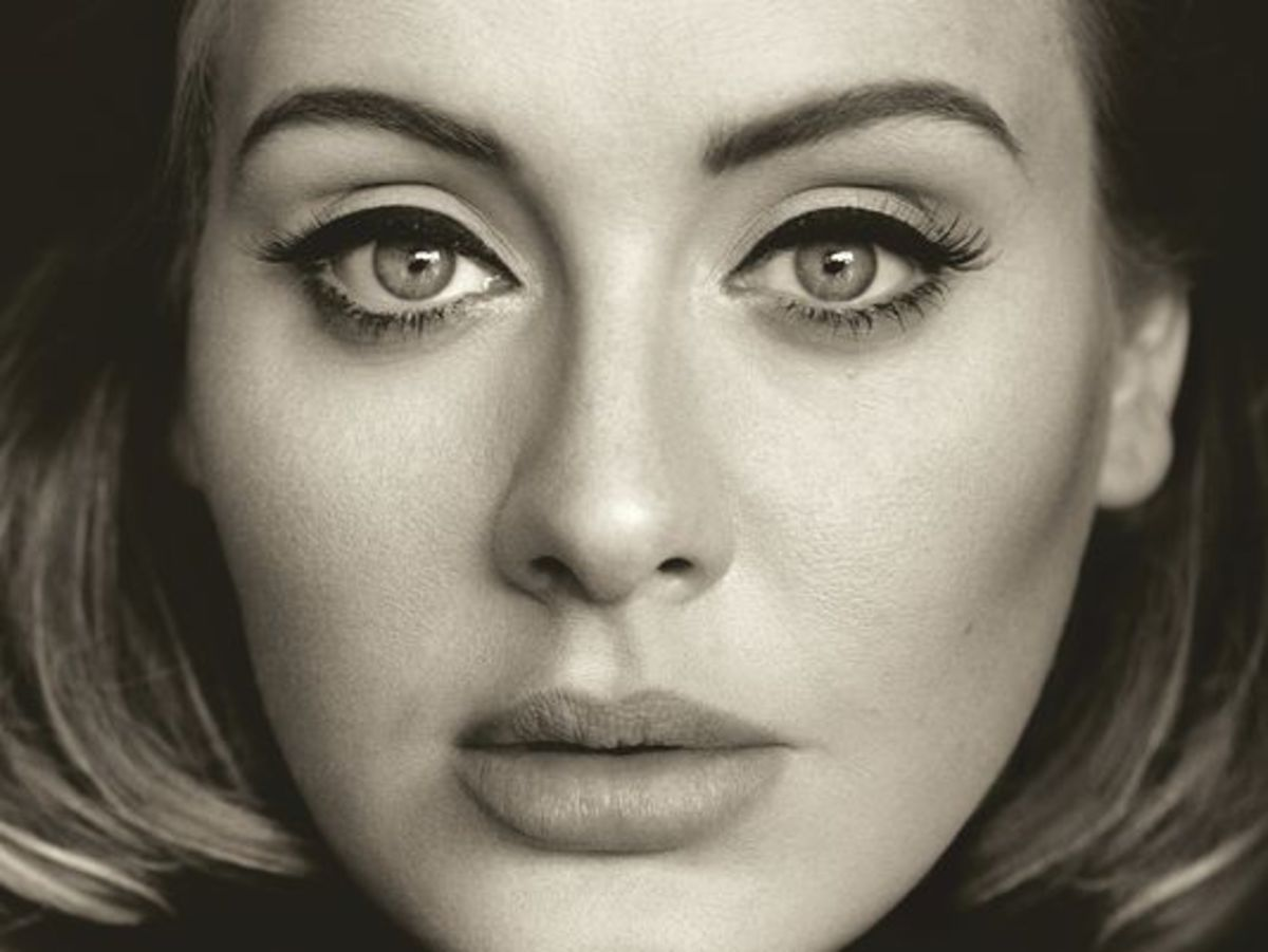 25: Adele's Album Conspicuously Missing from Spotify