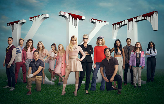 TV Review: Scream Queens