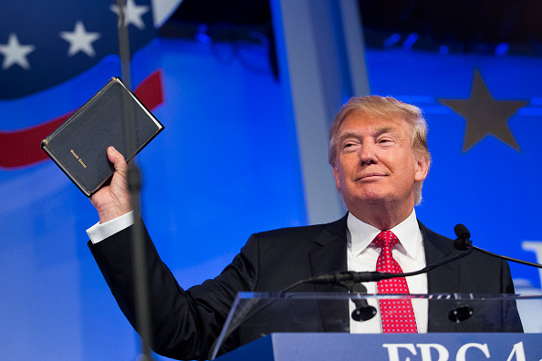 Can Donald Trump Win Over the Religious Right?
