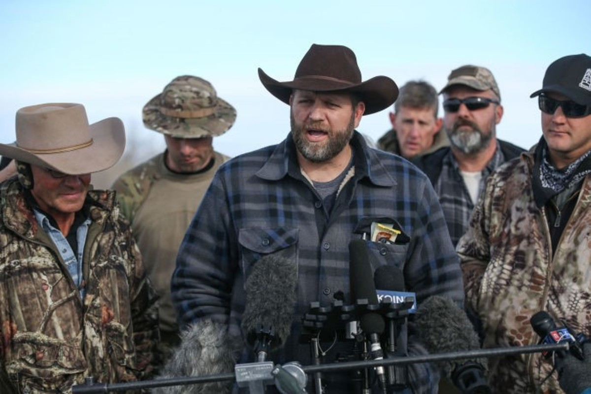 Tyranny in Oregon? Yes, According to Militia
