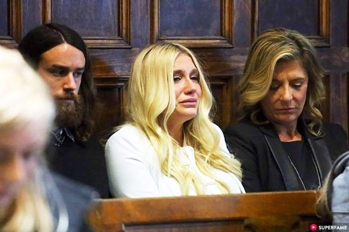 Kesha's Court Case Controversy
