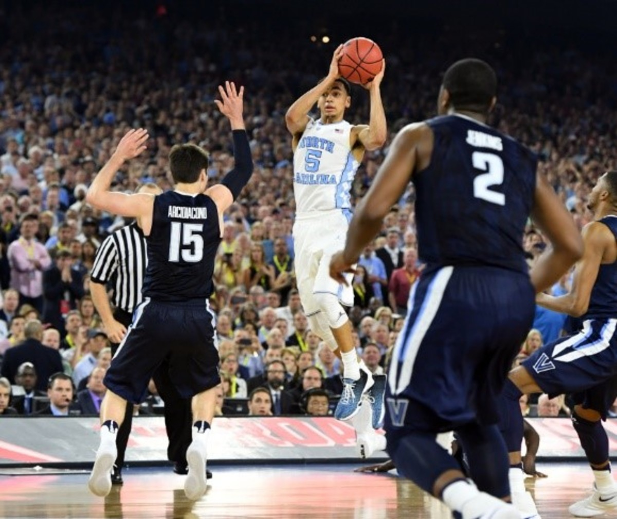 Final Four: Make Your Own Luck