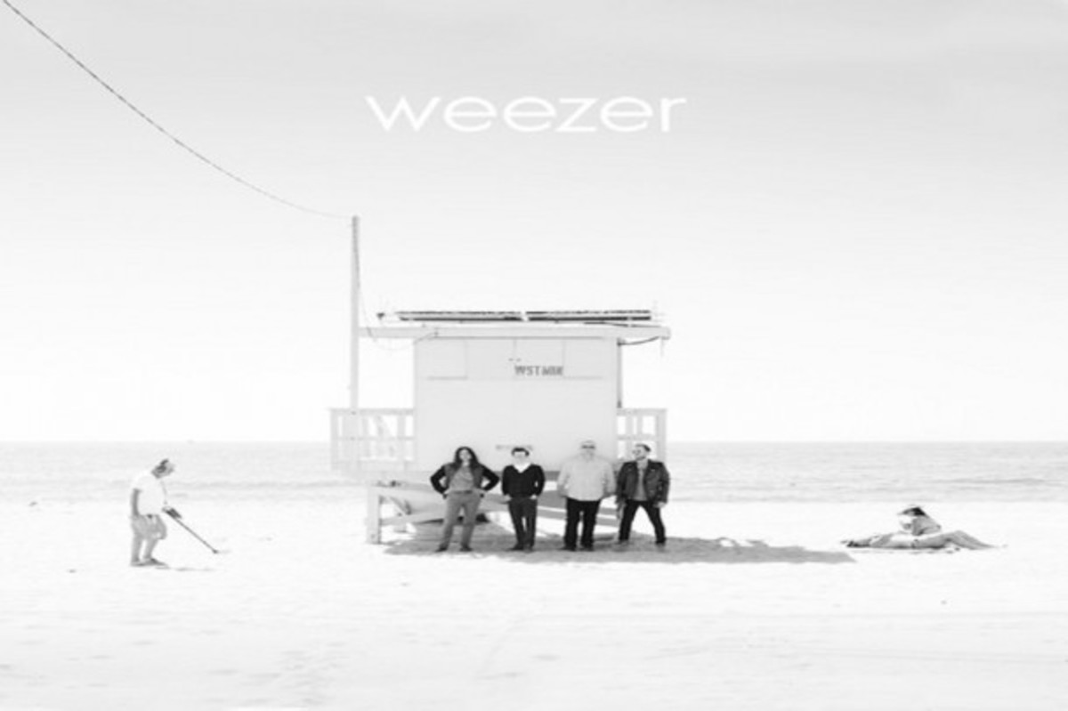 Weezer's White Album