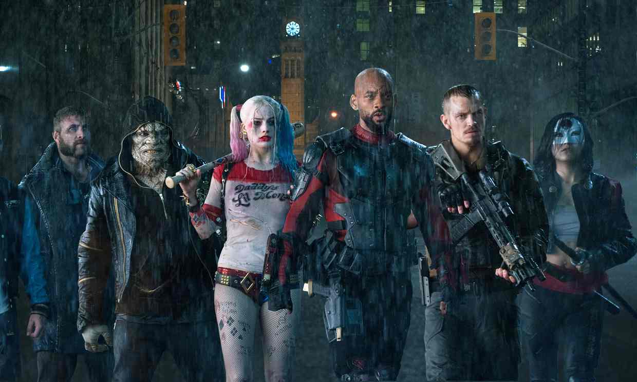 Movie Review: Suicide Squad