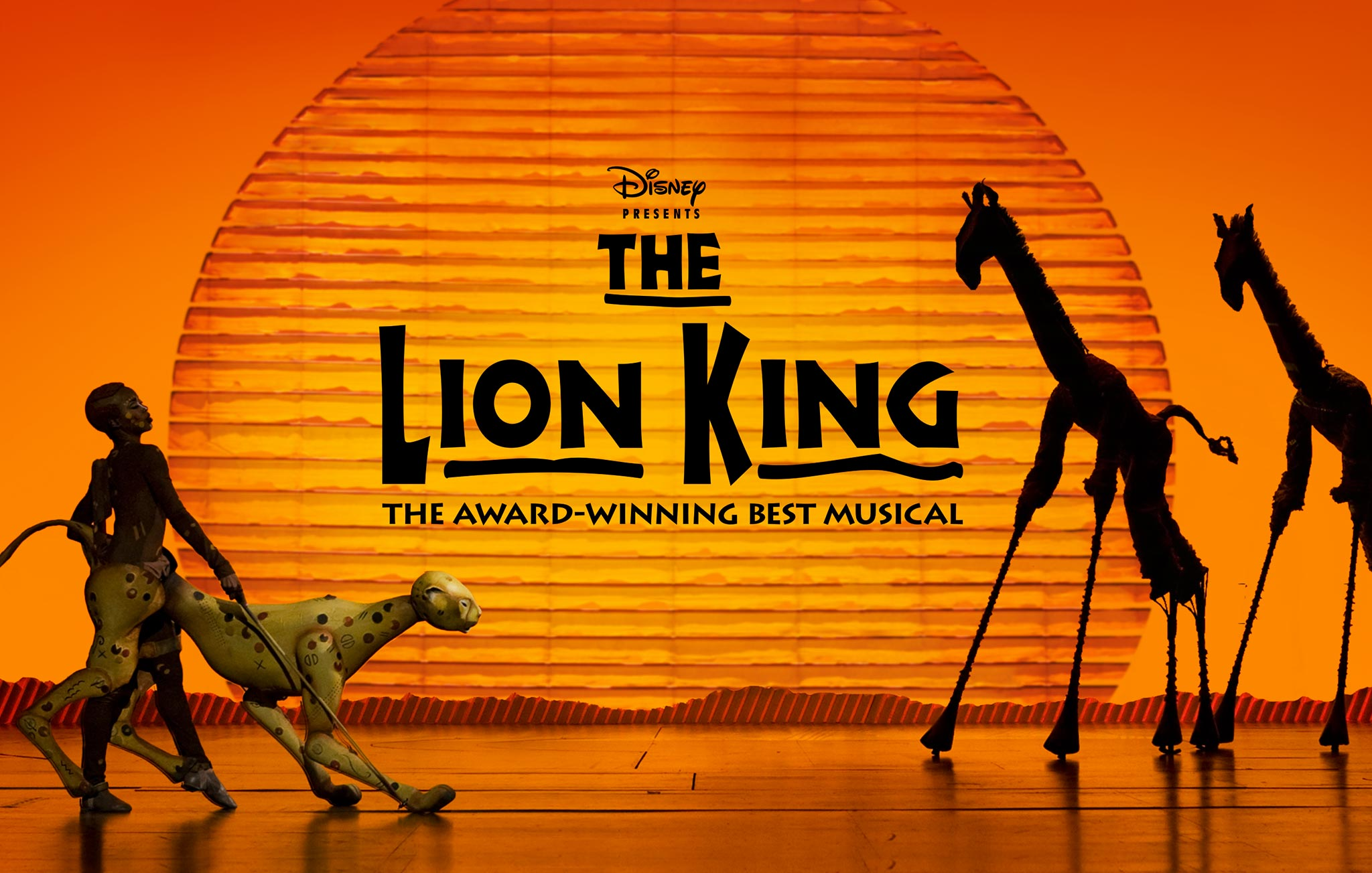 Full Steam Ahead on Lion King Puppet Production