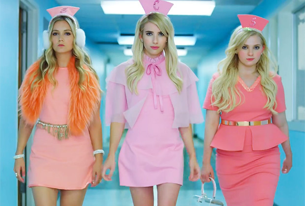 Scream Queens Returns for Season 2