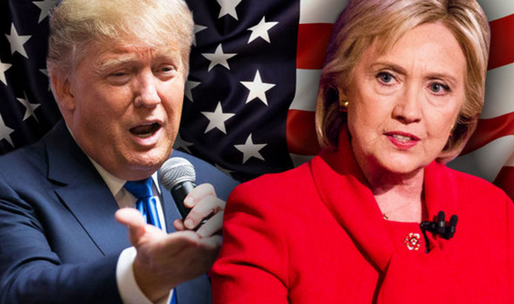 Trump, Clinton, or Destruction?