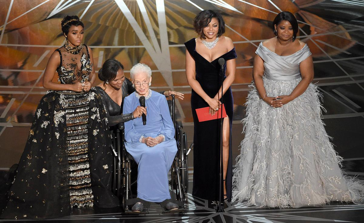 Hidden Figures: Multicultural Morning and the Oscars