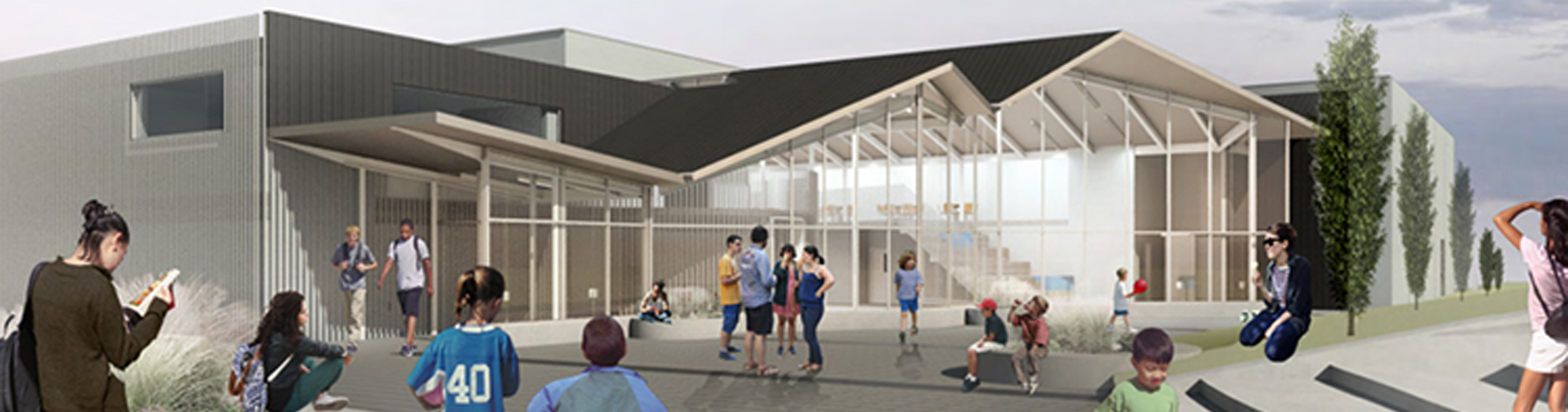 North Gym Construction Reconvenes
