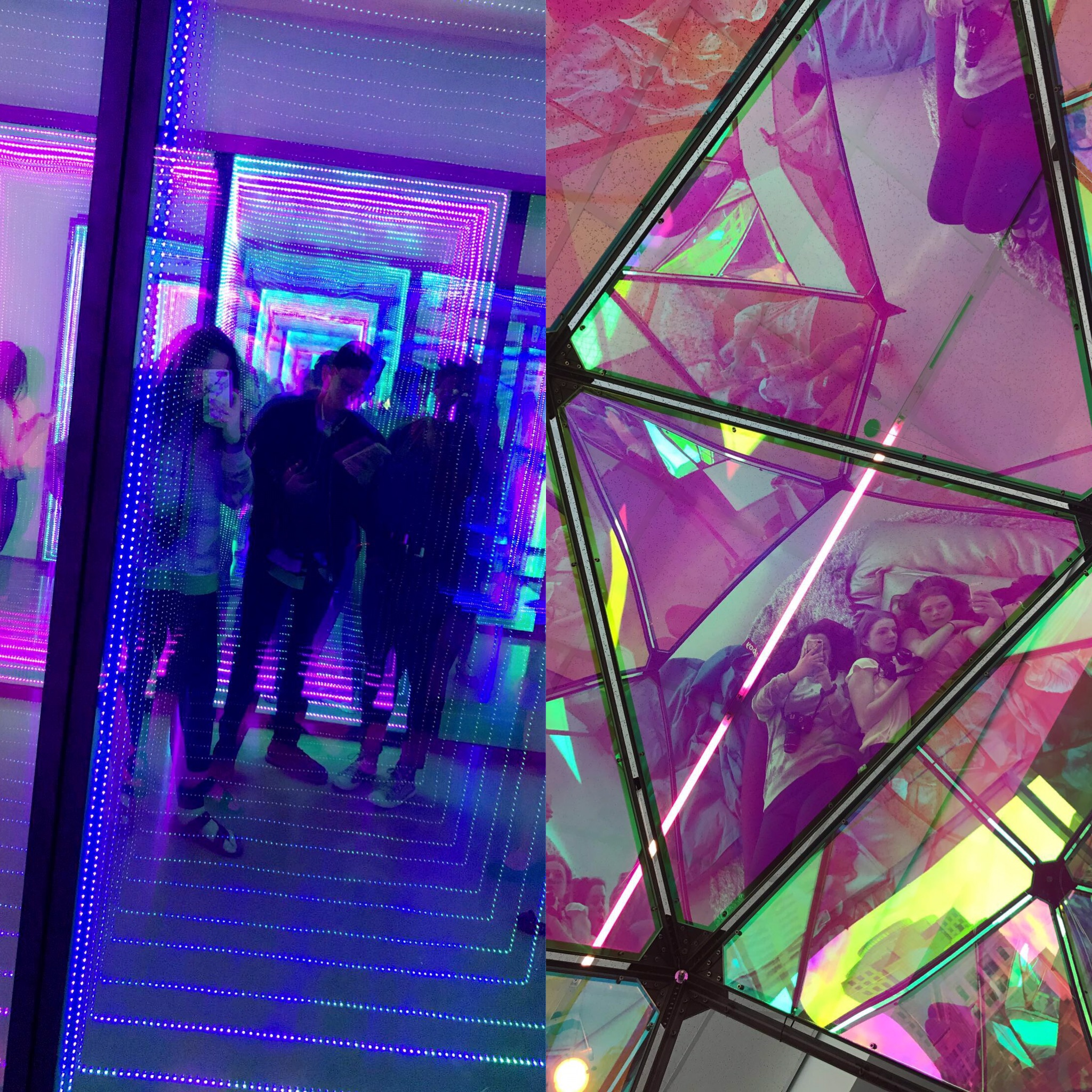 Photos by: Kaity Travis, '18 at the Contemporary Arts Center