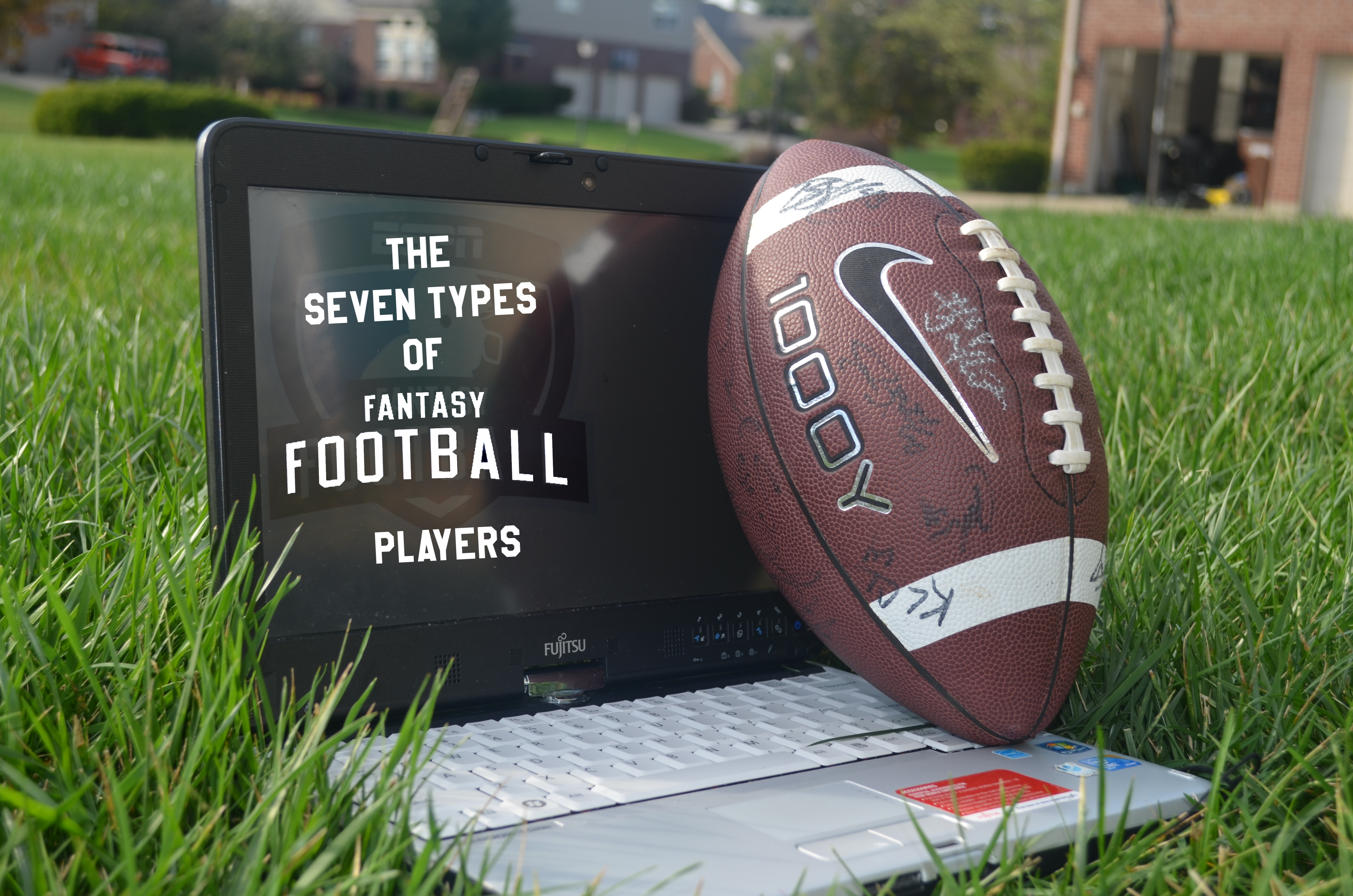The Seven Types of Fantasy Football Players