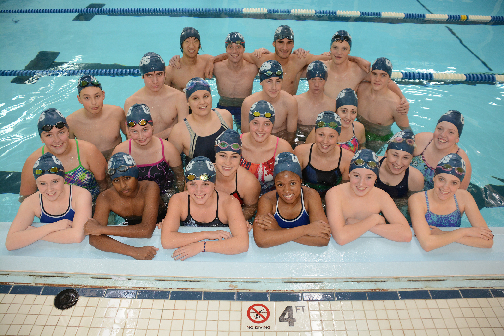 Swim Teams Gear Up for Another Successful Season
