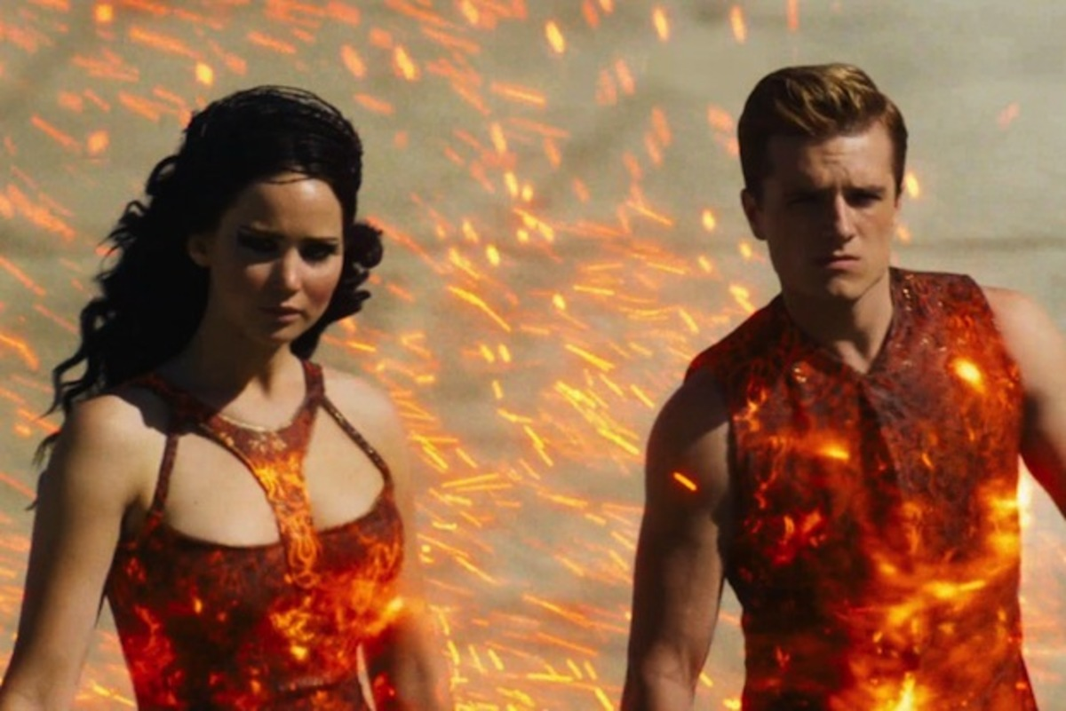 Review: Catching Fire exciting, faithful to the book