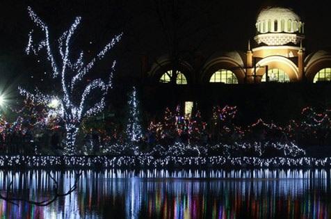 The Best of the Holidays in Cincinnati