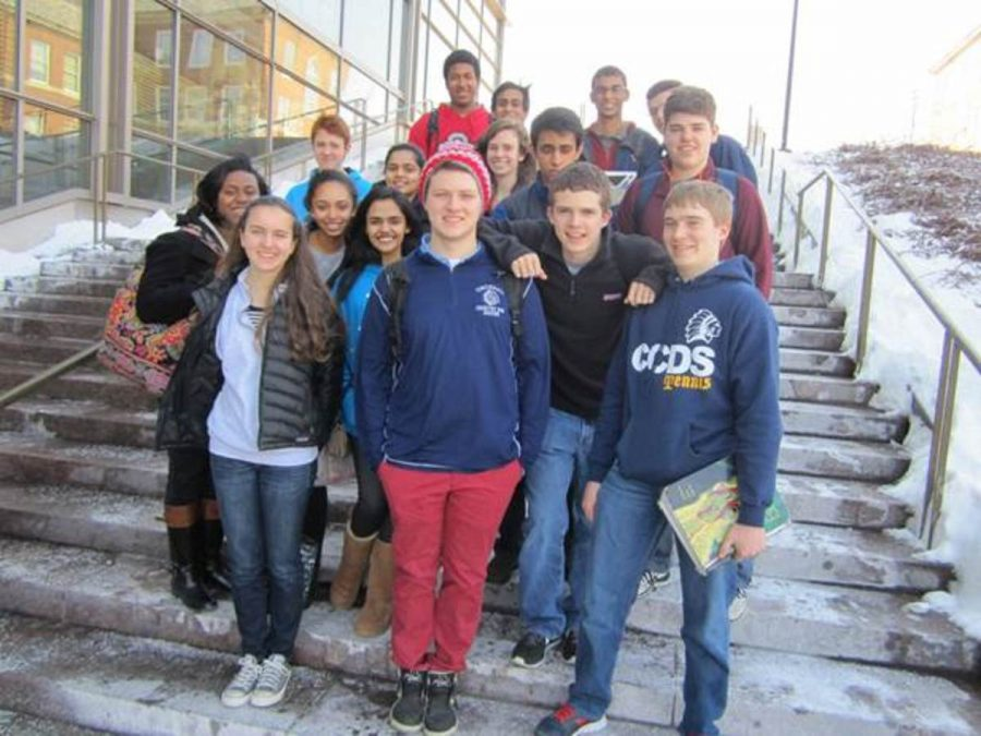 JETS Team Places Second in UC Competition