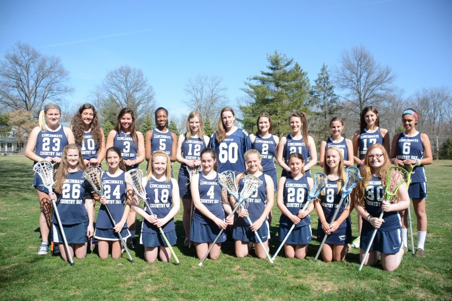 Girls Lacrosse Starts a Rebuilding Year