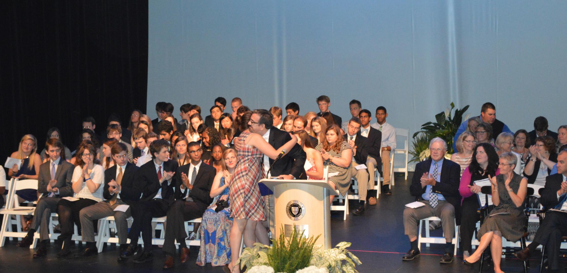 CCDS Upper School Awards Ceremony