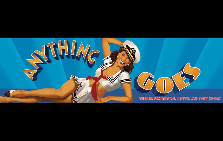 "Cast list for ""Anything Goes"" announced"