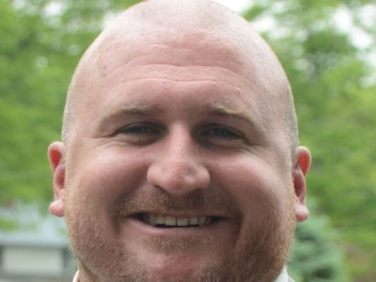 New Athletic Director, Mr. Milmoe, plans to increase visibility and encourage learning through sports