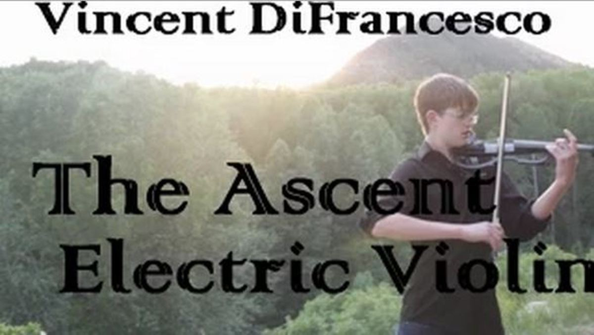 "Vincent DiFrancesco '18 composes and performs ""The Ascent"""