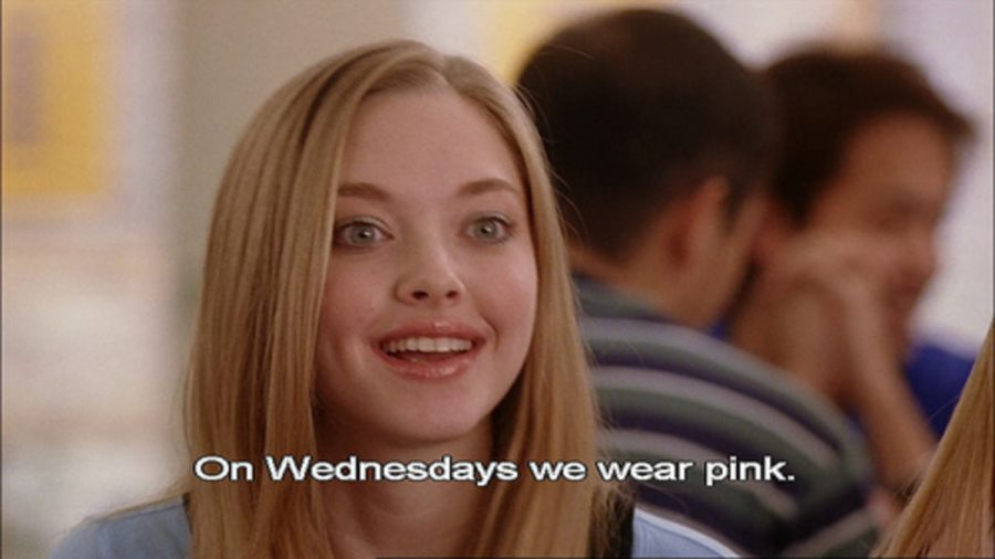 Why You Should Wear Pink on Wednesdays