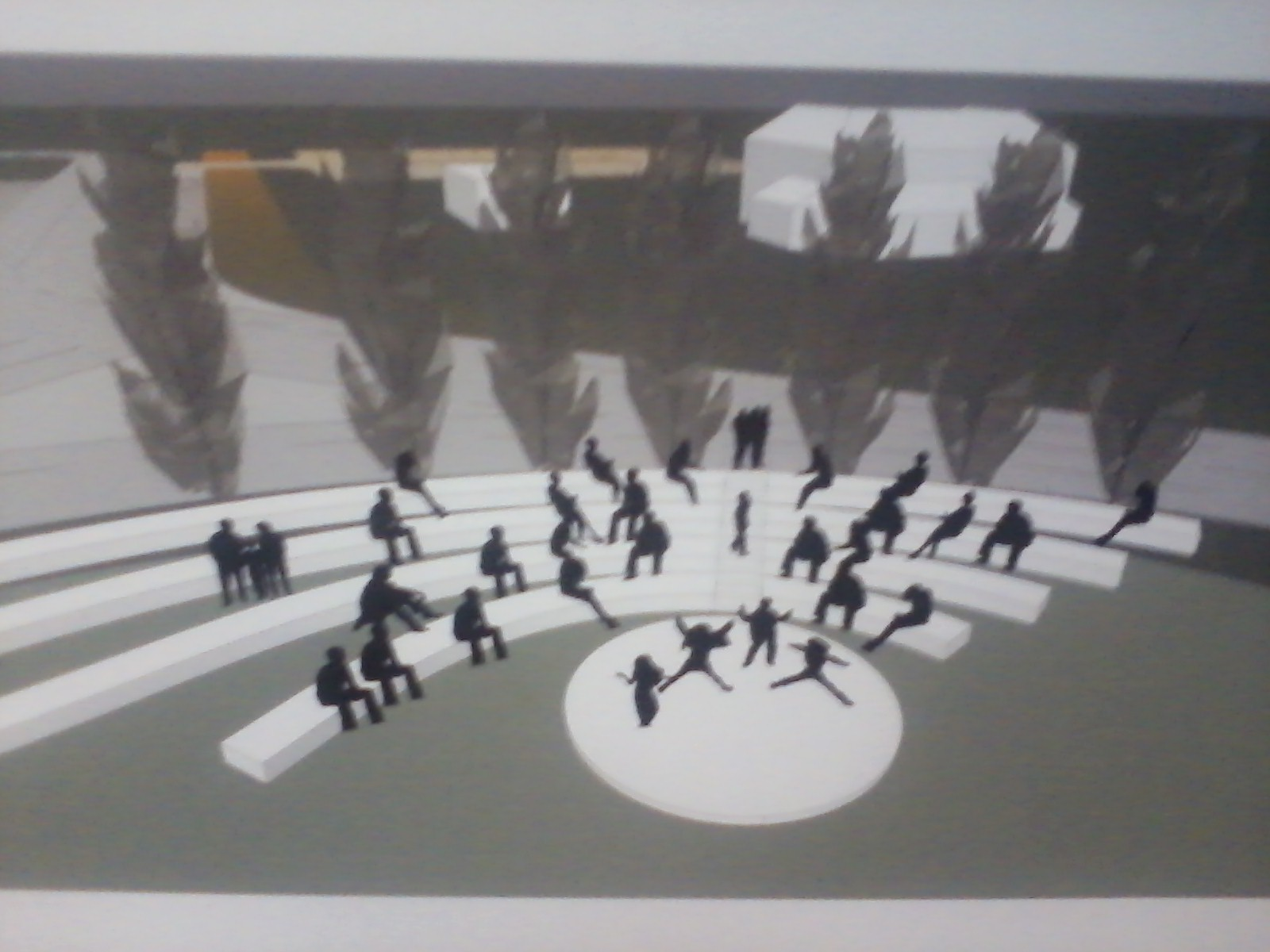 Plans in Motion for Construction of Amphitheater