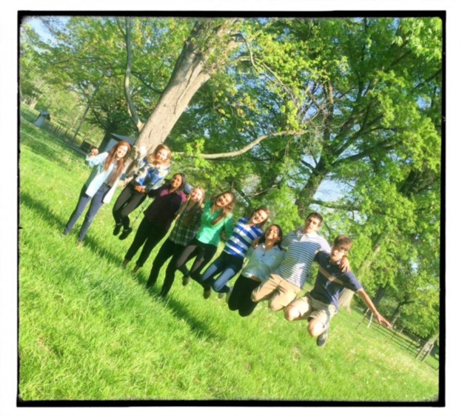 Ms. Lichty-Smith's Photo Students