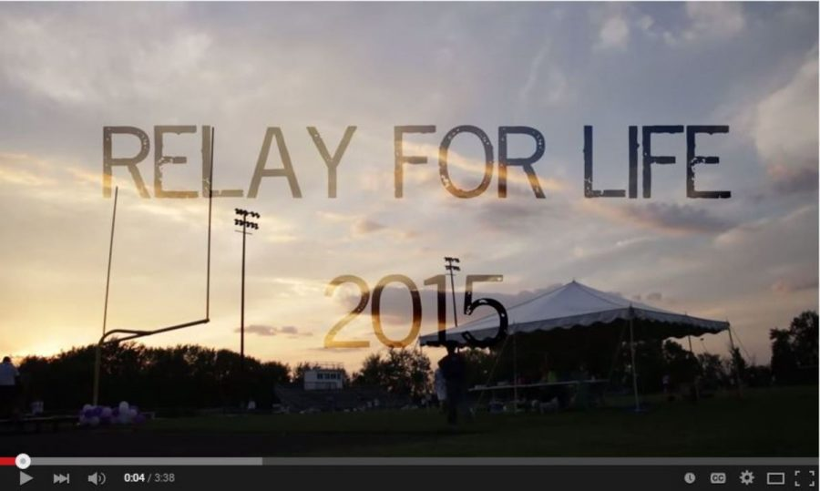 Video: Relay for Life at CCDS 2015