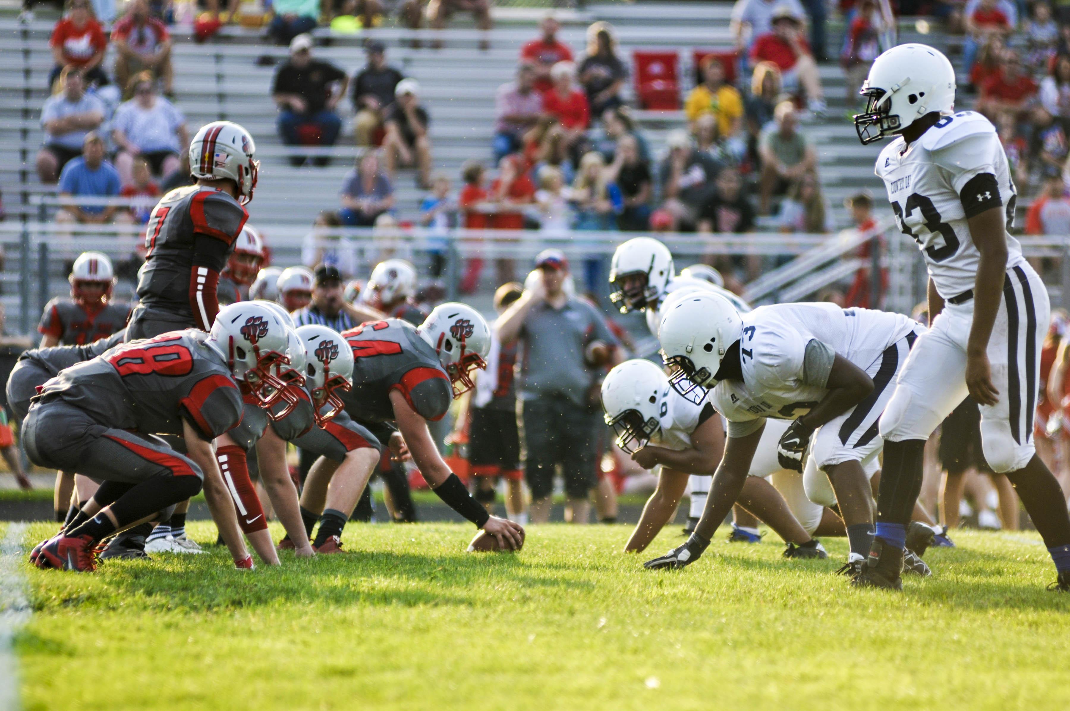 Football Regular Season Opener vs. Bethel Tate