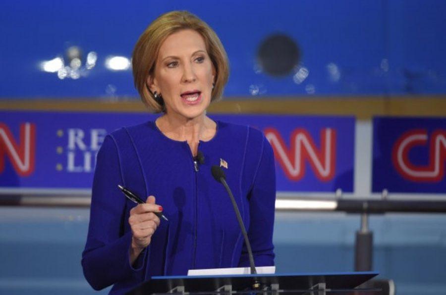Fiorina Positions to Close Polling Gap Between Trump after CNN Debate