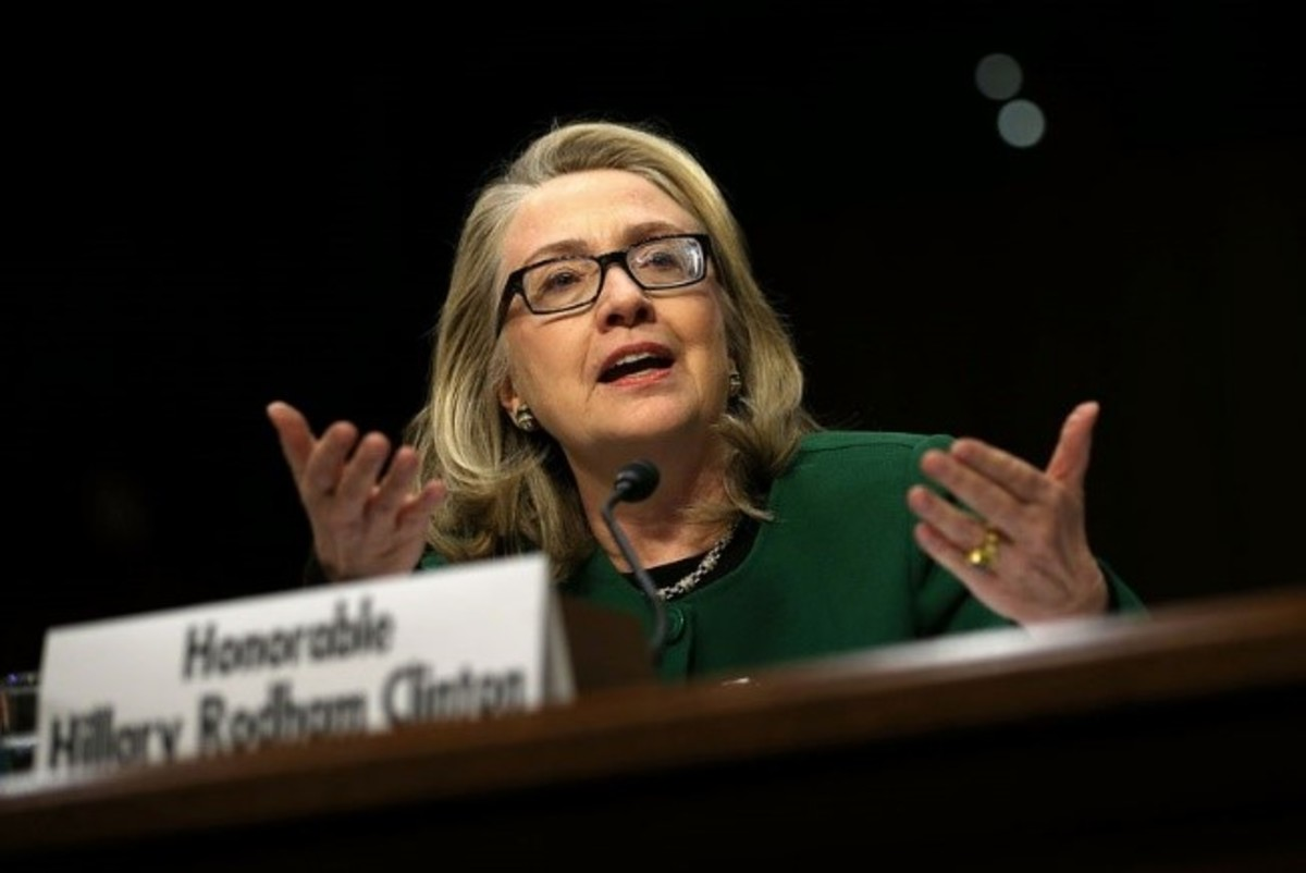Clinton's Road to the White House Is Not Clear Following Benghazi Hearing