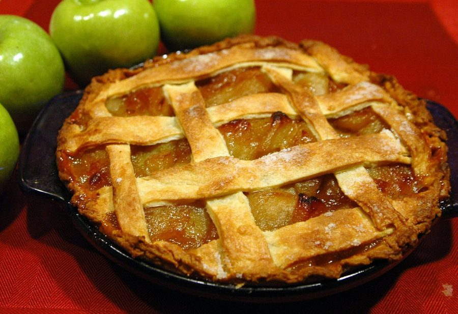 Image Source: https://commons.wikimedia.org/wiki/File:Apple_pie.jpg