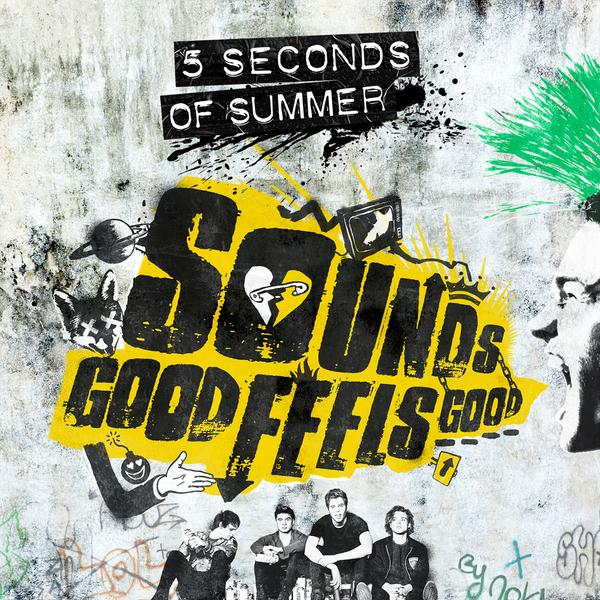 Sounds Good, Feels Good: 5 Seconds of Summer's Sophomore Album