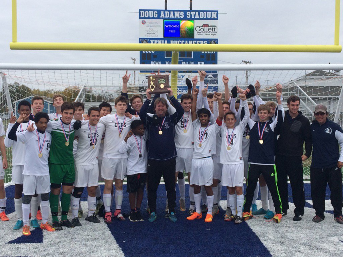 CCDS Boys Soccer 2015 Highlight Reel