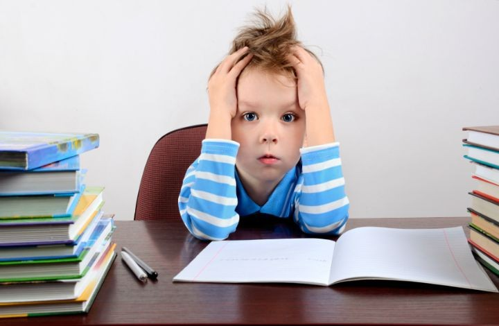 Missing School: Relaxing or Just Straight Out Stressful?