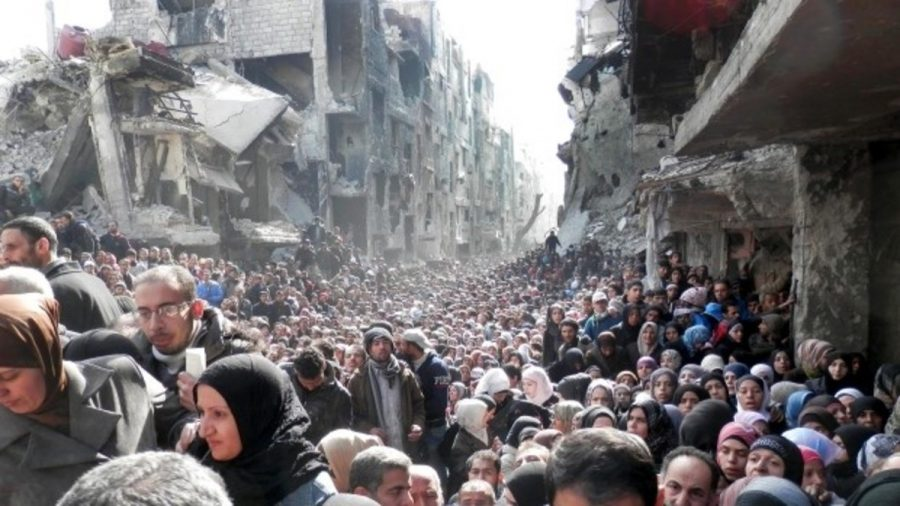 The United States Must Accept Syrian Refugees