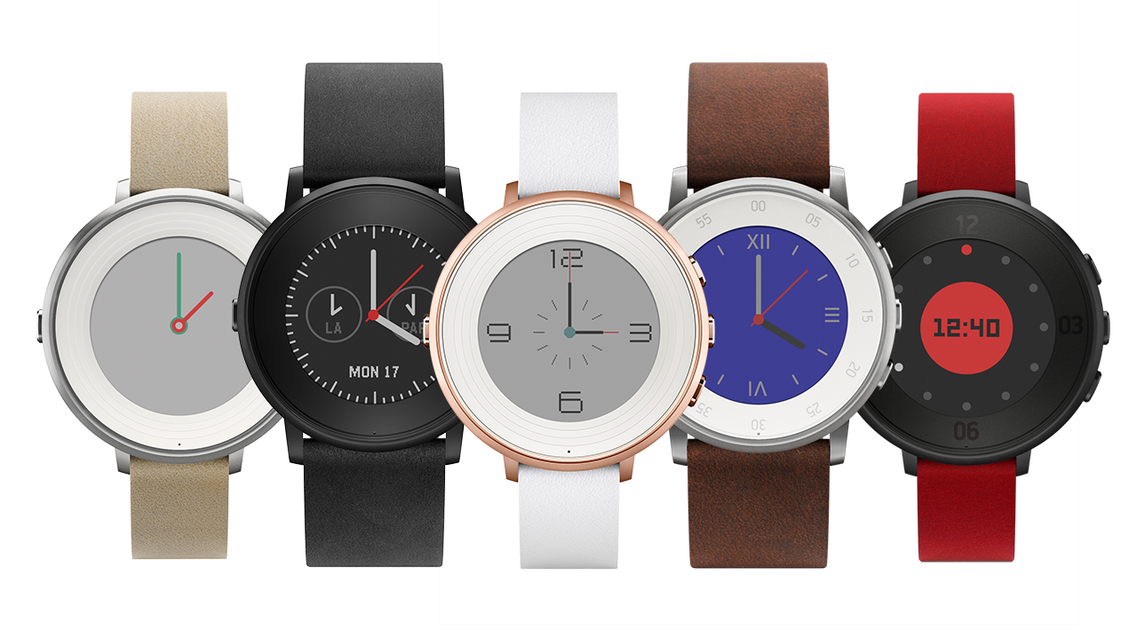 The Pebble Time Round: A Smartwatch for the Masses
