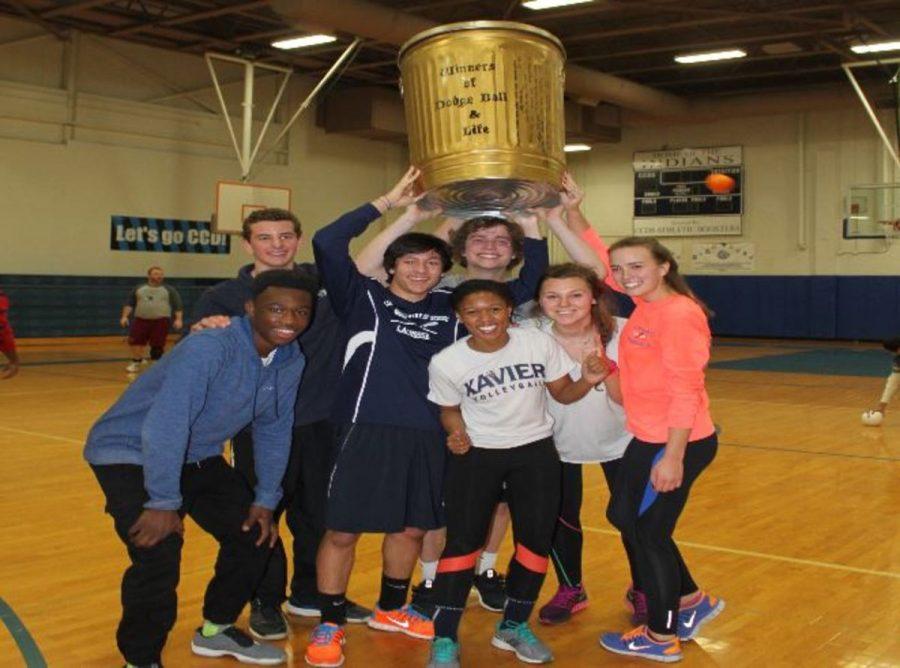 2016 Dodgeball Tournament Awards