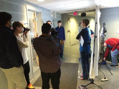 The Filmmaking Club: A Hands-On Filming Experience