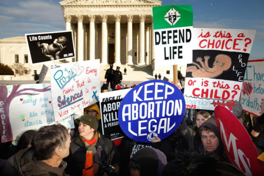 Supreme Court Considers Controversial Abortion Case
